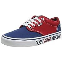 Vans MN Atwood, Men's Shoes, Blue ((Sidewall Logo) sailor blue/red VEH), 11 UK (46 EU)