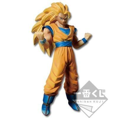 Most lottery Dragon Ball anime 30th Anniversary Prize B Super Saiyan 3 Goku...