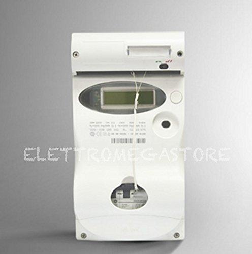 RIATTIVATORE CONTATORE AUTOMATICO ENEL CASA PIN-UP MONOFASE TRIFASE ELETTRONICO
