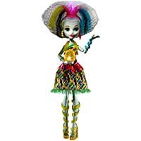 Monster High Monster High-DVH72 Frankie Stein Megav&ampoacuteltica, (Mattel DVH72)