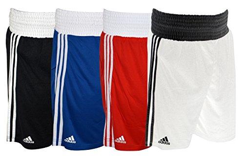 Adidas Base Punch Pantalones de Boxeo, Hombre, Negro, XS