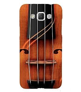 PrintVisa Violin Music Design 3D Hard Polycarbonate Designer Back Case Cover for Samsung Galaxy Grand 3