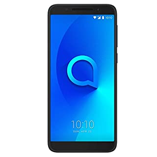 Alcatel 5052Y-2AALGB7 3 Android UK-SIM Free Smartphone - Spectrum Black