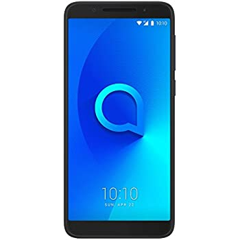 70d940c2175 Alcatel 5052Y-2AALGB7 3 Android UK-SIM Free Smartphone - Spectrum Black