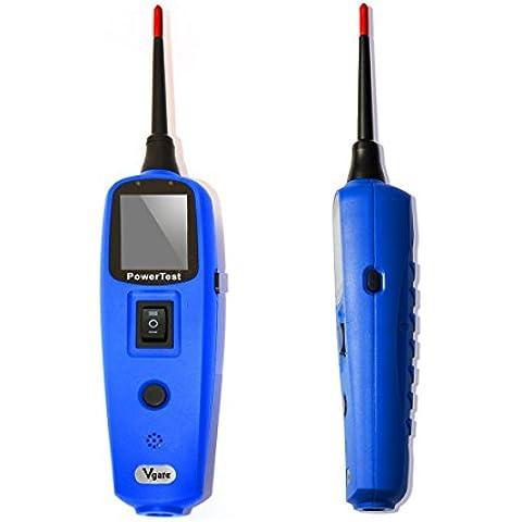 Vgate PowerScan Pt150 - Comprobador de sistema eléctrico para coches (igual que con Autel Power Scan PS100)