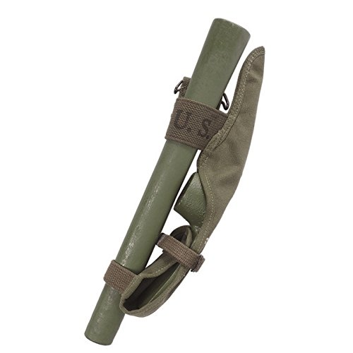 BKL1® US Pickel Tasche Spitzhacke Original US Army Cover M1910 1492