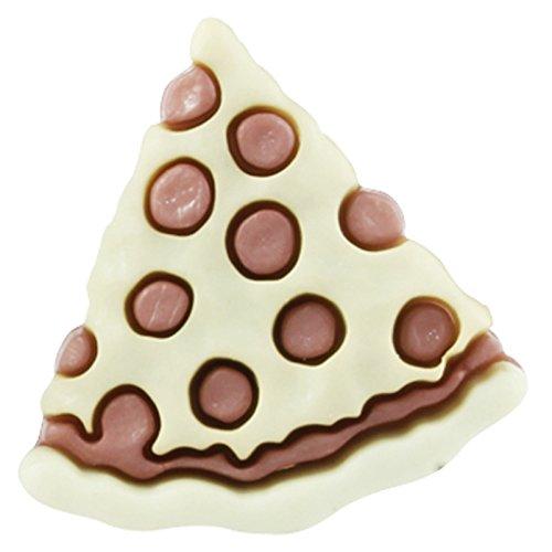 TFB–Junk Food Pizza Slice Einzel-Ohrstecker–Geschenk-Box erhältlich