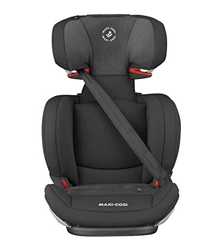 Maxi-Cosi RodiFix AirProtect Child Car Seat, Isofix Booster Seat, Black, 15-36 kg Maxi-Cosi Booster car seat for children from 15-36 kg (3.5 to 12 years) Grows along with your child thanks to the easy headrest and backrest adjustment from the top Patented air protect technology for extra protection of child's head 11