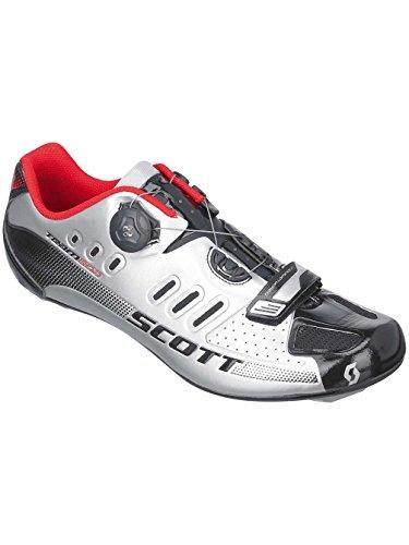 Scott Road Team Boa, Cyclisme men silver/black gloss