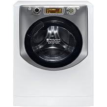 Hotpoint-Ariston AQD1071D 69 EU/A lavadora - Lavadora-secadora (Frente, Independiente, Color blanco, 7 kg, 1600 RPM, A)