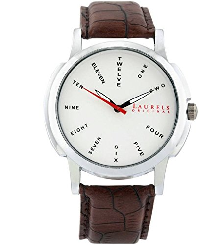 Laurels Lo-Mas-202 Maestro 2 Analog Watch - For Men  available at amazon for Rs.569
