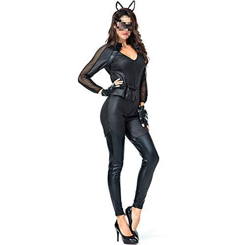 - Orange Und Schwarze Katze Kostüm