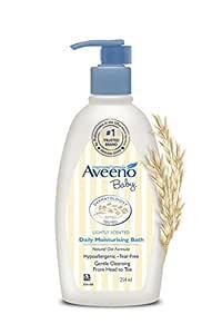 Aveeno Baby Daily Moisturising Bath for Delicate Skin (354ml)