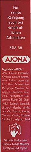 AJONA Zahnpasta ohne Fluorid - 2