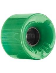 OJ III Hot Juice Green Longboard Wheels - 60mm 78a (Set of 4) by OJ