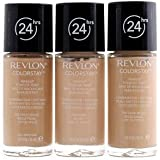 Revlon ColorStay Foundation Oily/Combination Skin 340 Early Tan SPF15 30ml