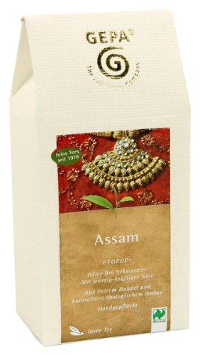 GEPA Feiner Assam, 1er Pack (1 x 100 g) - Bio