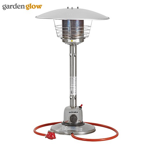 Garden Glow 4000W Table Top Gas Patio Heater