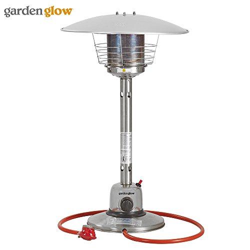 Garden Glow 4000W Table Top Gas Patio Heater