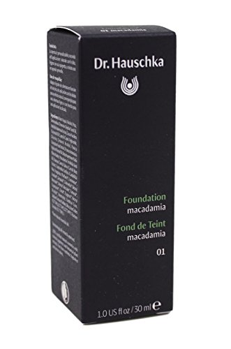 Dr. Hauschka New Collection 2017 Foundation 01 - Macadamia 30ml