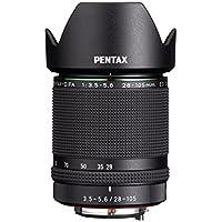 Pentax Objectif D Fa 28-105 mm F3.5-5.6 HD Ed DC WR pour Reflex Plein Format Pentax K-1 - Noir