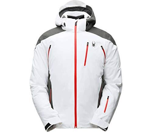 Spyder - Garmisch Herren Skijacke weiß XL