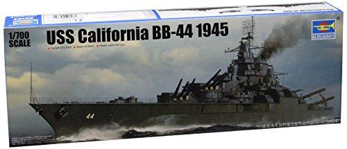 Trumpeter 05784 - Modellbausatz USS California BB-44 1945 (Uss Tennessee)