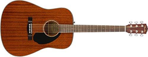 Fender CD-60S All Mahogany Natural