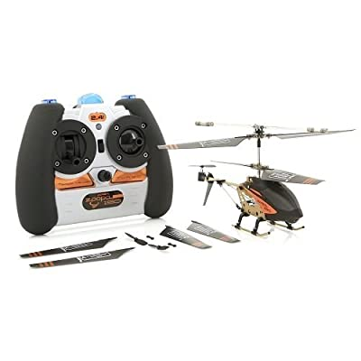 zoopa AA0170 150turbo Force Back, Controlled (2.4GHz 3Channel Helicopter by ACME the game company GmbH