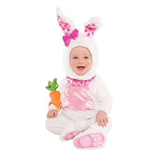 Kleinkinder Wittle Wabbit NEU Onesie für Kinder Baby Bunny Kaninchen Fancy Dress Outfit Kostüm (Wittle Wabbit Kostüm)