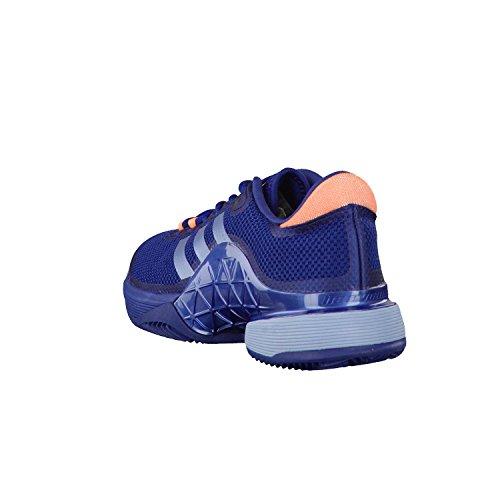 Adidas Barricade 2017 Clay BA9101 dunkelbalu