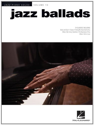 Jazz Piano Solos: Jazz Ballads (Jazz Piano Solos (Numbered))
