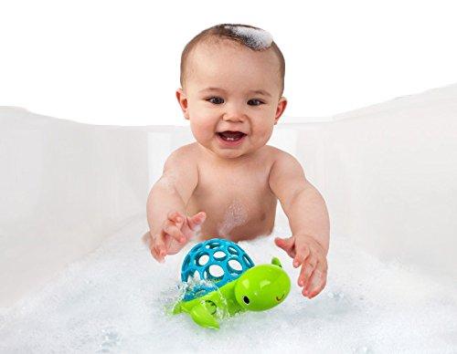 Oball-10065-Babyspielzeug-Wind-n-Swim-Turtle