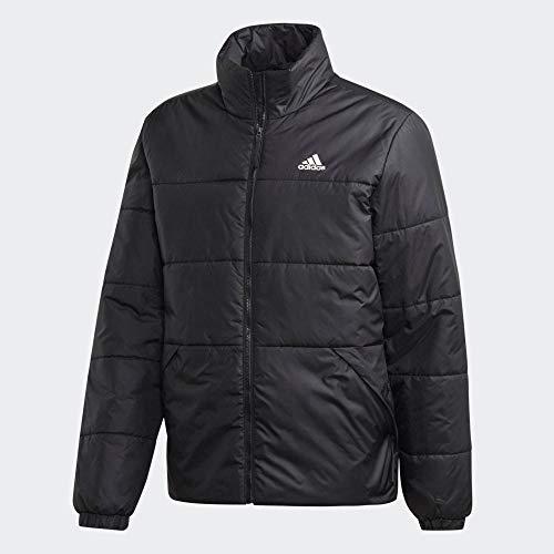 adidas Herren BSC 3s Ins JKT Jacket, Schwarz/Schwarz, L