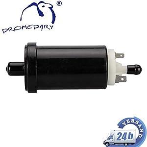 Dromedary 0815012 Kraftstoffpumpe Benzinpumpe im Kraftstoffbehälter Förderpumpe Kraftstoffversorgung Astra F Astra G Combo Corsa A Corsa B