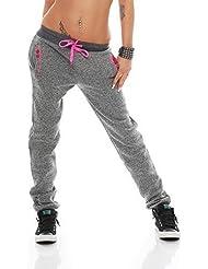 Femmes Pantalons De Survêtement Jogginghose Pantalon De Loisir Pantalon Boyfriend Sport Pantalon Pantalon De Survêtement