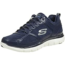 Skechers Flex Appeal 2.0 Soft Shock Women's Trainers fitness lite navy, Numero di scarpe:EUR 39