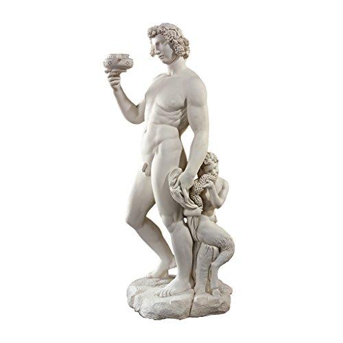 Toscano - Estatua para jardín