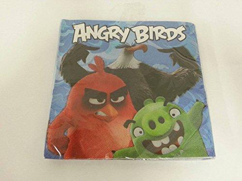 amscan-511598-tovaglioli-motivo-angry-birds-33-cm