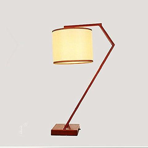 Economía creativa Retro lámpara de mesa, sala de estudio Habitación Sala hotel Pasillo Escalera Escaleras lámpara de mesa
