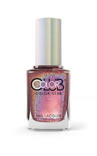 Color Club Nail Polish, Halo Hues Sidewalk Psychic, 15 ml (Color Club Halo)