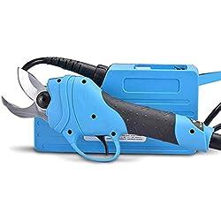 Lumemery Sécateur électrique sécateur Professionnel sans Fil Rechargeable Professionnel au Lithium Branche Batterie
