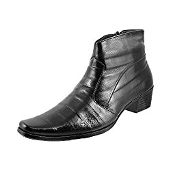 Mochi Men Black Leather