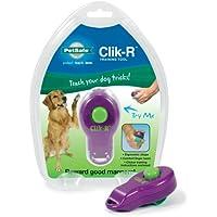 PetSafe Clik-R Hunde Clicker für Hundeerziehung und Hundetraining, inklusive Fingerschlaufe und Trainingsanleitung
