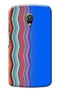 Moto G2 Back Case KanvasCases Premium Designer 3D Printed Lightweight Hard Cover