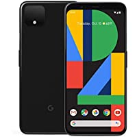 Google Pixel 4 XL 64GB Handy, schwarz, Just Black, Android 10