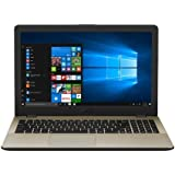 "ASUS VivoBook R542UQ-DM252T (8th Gen Intel® Core™ I5 8250U (1.60 GHz. With Turbo Boost Upto 3.40 GHz.) / 8GB DDR4 / 1TB HDD / 15.6"" FULL HD (1920*1080) / NVIDIA GeForce 940MX With 2 GB DDR5 VRAM / With ODD / WIN 10 Licence / 2 Year Warranty"