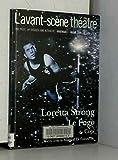 L'Avant-Scène Théâtre n°1204 ; Loretta Strong suivi de Le Frigo