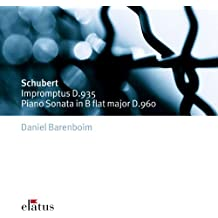 Schubert : 4 Impromptus D935 : No.3 in B flat major