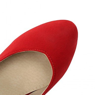 Appartamenti Donna Primavera Estate Autunno Inverno Comfort novità PU sintetico similpelle Wedding & Party Ufficio Carriera & Evening Black